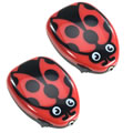 Ladybug Flashlights (Set of 2)