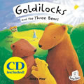 Goldilocks and the Three Bears - Paperback & CD