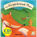 The Gingerbread Man - Paperback & CD