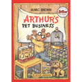 Arthur's Pet Business - Paperback & CD