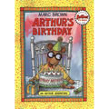 Arthur's Birthday - Paperback & CD