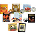 Listening Fun Book and CD Set (Set of 8)
