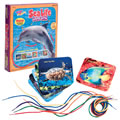 Sea Life Lacing Cards