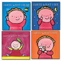 Guess Book Set (Set of 4)