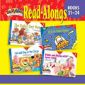 Dr. Maggie's Phonics Readers Read-Along CD for Books 21-24