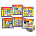 Dr. Maggie's Phonics Readers Read-Along CD Set