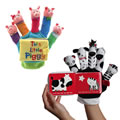 Hand Puppet Book Set 1 (Set of 2)