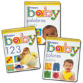 Bilingual Soft to Touch Book Set (Set of 3)