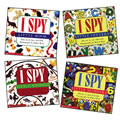 I Spy Board Book Set (Set of 4)