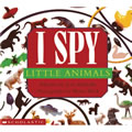 I Spy Little Animals - Board Book