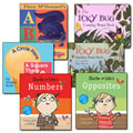 Ready To Learn Board Book Set (Set of 6)