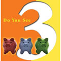 Do You See Three? - Board Book