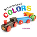 My Favorite Book of Colors - Board Book
