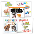 My Favorites Bilingual Board Book Set (Set of 5)