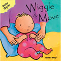 Wiggle & Move - Board Book