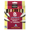 Multicultural Broad Tip Markers (96 markers)