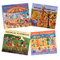 Putumayo Kids Global CD Collection (Set of 4)