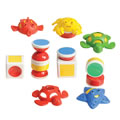 GEOMAG Baby Sea Animals