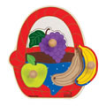 Fruit Picnic Basket Puzzle