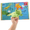 Children will enjoy acting out the story using the 26 animal alphabet finger puppets from the book ABC Jamboree. There are puppets for each character of the alphabet from an Angel Fish to a Zebra. An absolute read and laugh-aloud fun book.