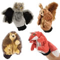 Woodland Animals Puppet Glove Set