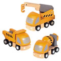 Highway Maintenance Vehicles (Set of 3)