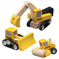 Road Construction Vehicles (Set of 3)