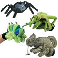 Bugs Puppet Glove Set (Set of 4)