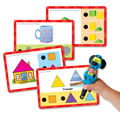 Hot Dots® Jr. Shapes Cards