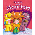 Louie and the Monsters - Paperback