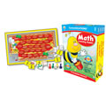CenterSOLUTIONS® Math Learning Games - Grade 2