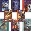 Guardians of Ga'Hoole Book Set