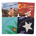 Nursery Rhyme Board Book Set (Set of 5)