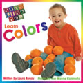 Kids Like Me Learn Colors - Board Book