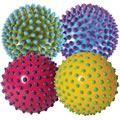 Edushape Senso-Dot Multicolor Sensory Balls (Set of 4)