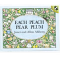 Each Peach Pear Plum (Paperback)