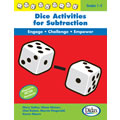 Dice Activities for Subtraction (Grades 1-3)