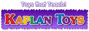 Kaplan Toys - Toys that Teach!